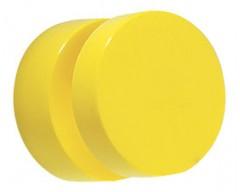 CD-holder на компьютер, желтый