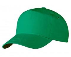 Бейсболка Unit Promo, зеленая