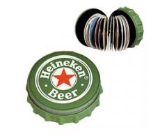 CD-холдер «Пробка» на 24 диска, зеленый