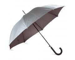Зонт-трость Unit Wind, серый