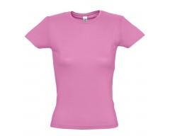 Футболка женская MISS 150 розовая