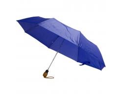 Зонт складной, синий
