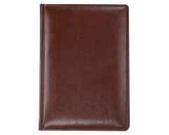 Ежедневник NEBRASKA, датированный, коричневый