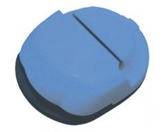 Копи-холдер/держатель для ручки, голубой