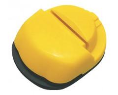 Копи-холдер/держатель для ручки, желтый