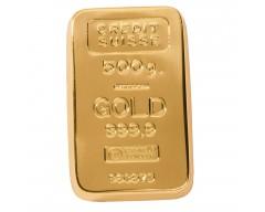 Пресс-папье «Золотой слиток»