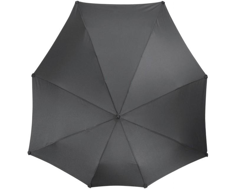 Зонт «Антишторм» складной, черный