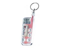 Брелок «Мобильный телефон», прозрачный