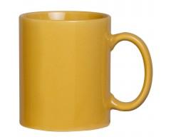 Кружка, желтая