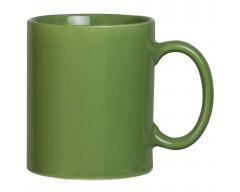 Кружка, зеленая