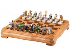 Шахматы «Коммерсанты против чиновников»