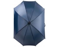 Зонт большой, прямоугольный, темно-синий