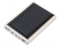 Универсальный аккумулятор Solar 1500 mAh, на солнечных батареях
