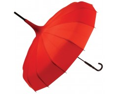 Зонт «Пагода», красный