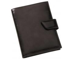 Бумажник водителя Alvaro, черный