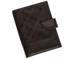 Бумажник водителя Rino, черный