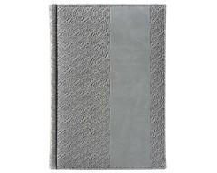 Ежедневник «Византия», недатированный, серый