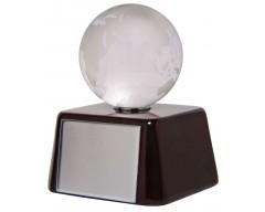 Наградная стела «Вращающийся глобус»