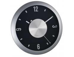 Часы настенные, с круглой шильдой