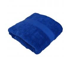 Полотенце банное Large, синее