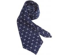 Вязаный галстук FASHION, темно-синий