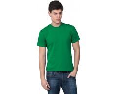 Футболка темно-зеленая «T-bolka 140»