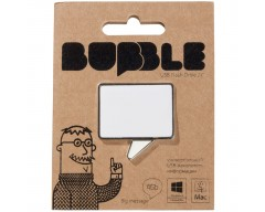 Флешка Bubble, 4 Гб