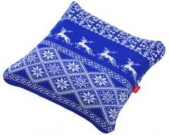 Подушка «Сказка», синяя