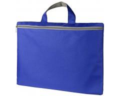 Конференц сумка-папка SIMPLE, ярко-синяя