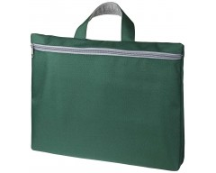 Конференц сумка-папка SIMPLE, зеленая