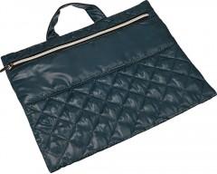 Конференц-сумка PLUMP, темно-синяя