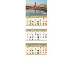 Календарь ТРИО MINI «Стрелка Васильевского острова»