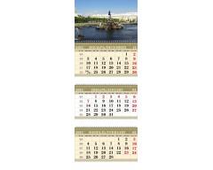 Календарь ТРИО MINI «Петергоф»