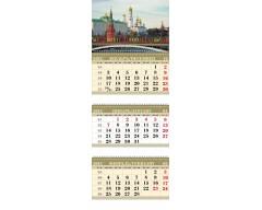 Календарь ТРИО MINI «Кремль»