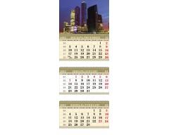 Календарь ТРИО MINI «Москва-сити»