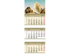 Календарь ТРИО MINI «Рапан»