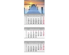 Календарь ТРИО MINI «Пирс»