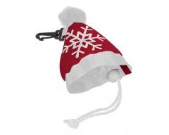Сумка «Новогодняя шапка», красная