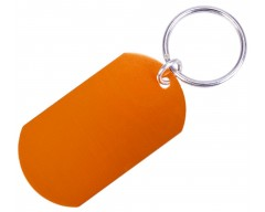 Брелок Tag, оранжевый