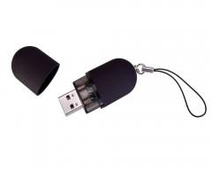 Флешка «Капсула», черная, 8 Гб