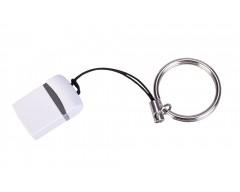 Флешка Micro super, белая, 8 Гб