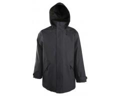 Куртка на стеганой подкладке River, черная