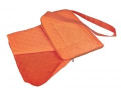 Плед для пикника Soft & dry, оранжевый