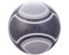 Мяч футбольный Crystal, черно-серый