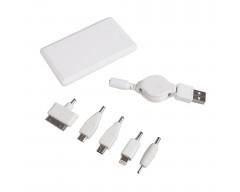 Универсальный аккумулятор Card power 2000 mAh, белый