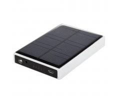 Универсальный аккумулятор Solar 3000 mAh, на солнечных батареях