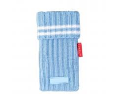 Чехол для телефона Stripe, голубой