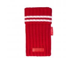 Чехол для телефона Stripe, красный