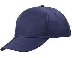 Бейсболка UNIT FIRST, темно-синяя