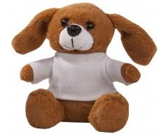Игрушка «Собачка Joy в футболке», светло-коричневый
